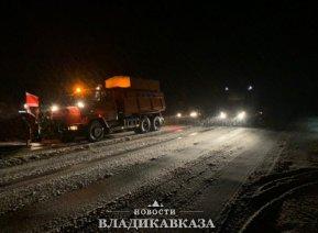 Прокуратура РСО-Алания проверяет качество уборки снега