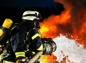 1388 пожаров потушено в Северной Осетии с начала 2020 года