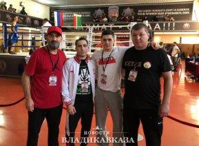 Боксеры из Северной Осетии одержали победы на чемпионате СКФО в Грозном