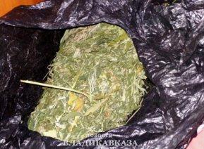 80 доз метилэфедрона и полкило марихуаны изъяты у жительницы Владикавказа