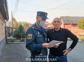 С начала года пожарные инспекторы в Северной Осетии обследовали 271 объект