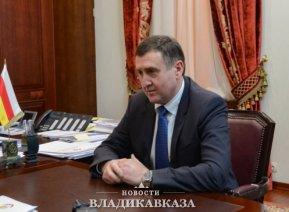 Глава Ирафского района Батраз Хидиров назначен врио главы Минприроды Северной Осетии