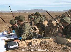 На полигоне в Северной Осетии отбили атаку беспилотников