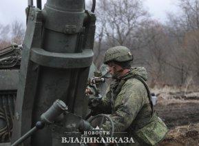 На полигоне Тарское прошли «артиллерийские дуэли»