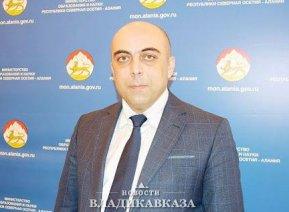 В Северной Осетии назначили врио министра образования и науки